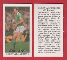 Northern Ireland Gerry Armstrong Watford